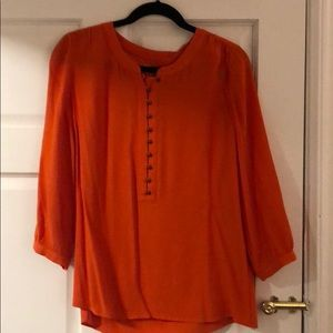Banana Republic Tops - Cute Orange Blouse